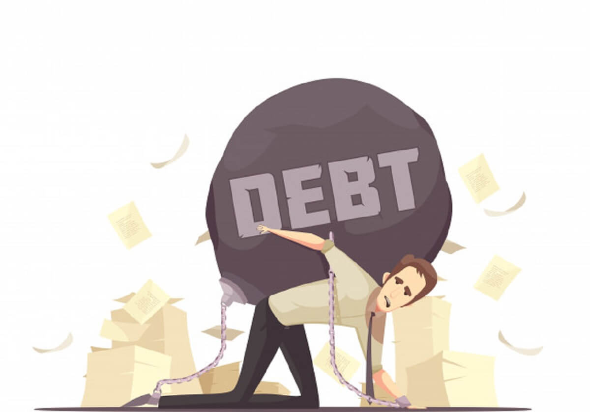 7 Easy Steps To Get Out Of Debt In 2020